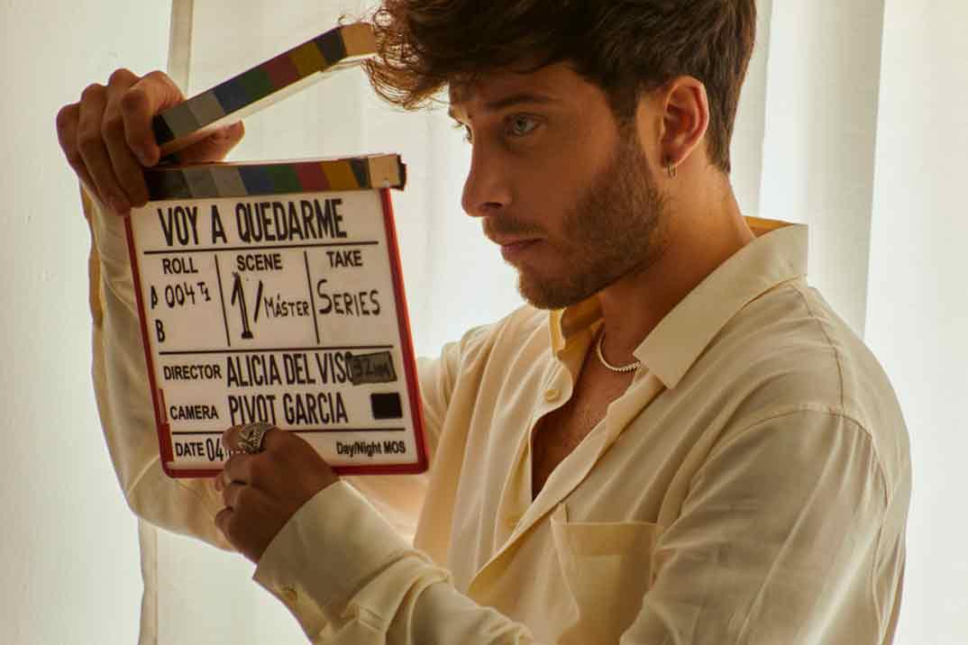 Blas Cantó estrena el videoclip de 'Voy a quedarme'