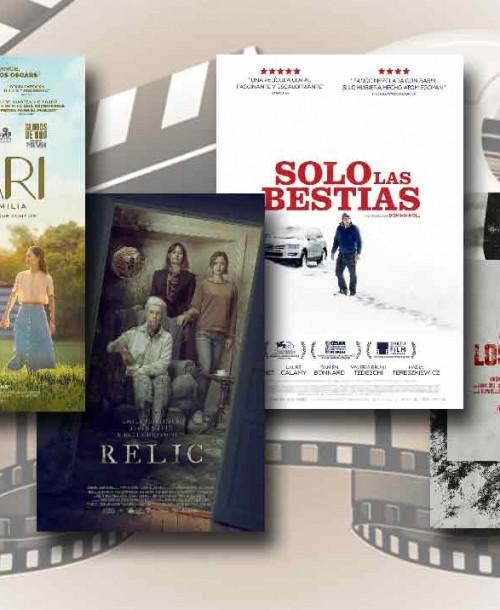 Estrenos de Cine de la Semana… 12 de Marzo 2021