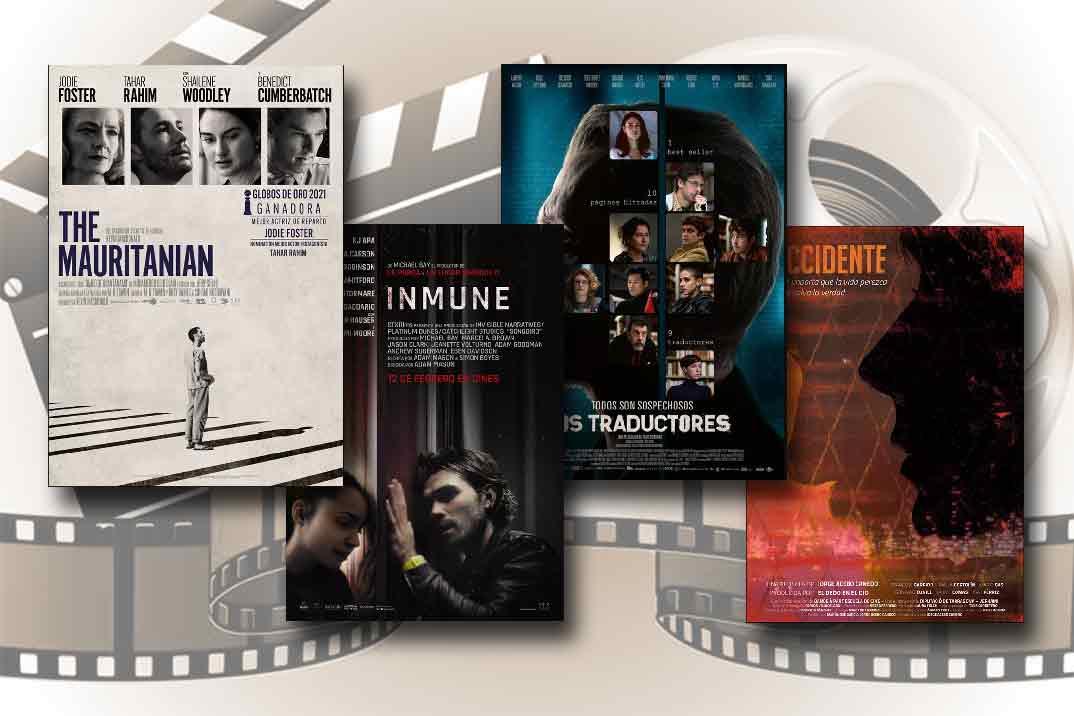 Estrenos de Cine de la Semana… 19 de Marzo 2021