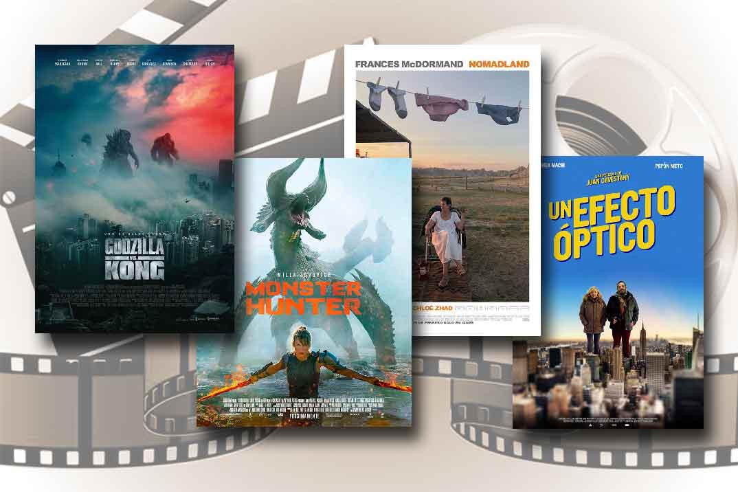 Estrenos de Cine de la Semana… 26 de Marzo 2021