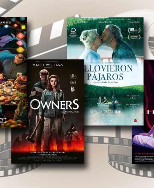 Estrenos de Cine de la Semana… 5 de Marzo 2021