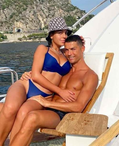 Cristiano Ronaldo y Georgina Rodríguez amplían su familia numerosa