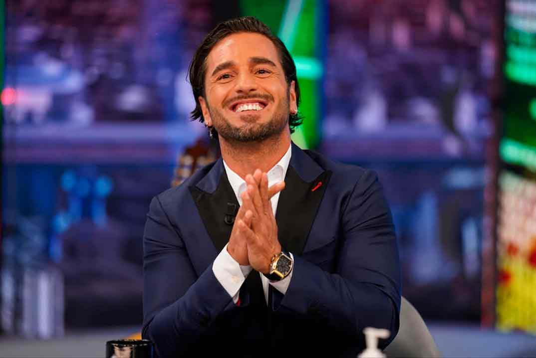 David Bustamante - El Hormiguero © Antena 3