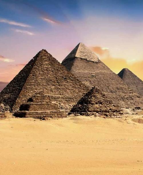 Egipto y sus pirámides en el cine y en el juego