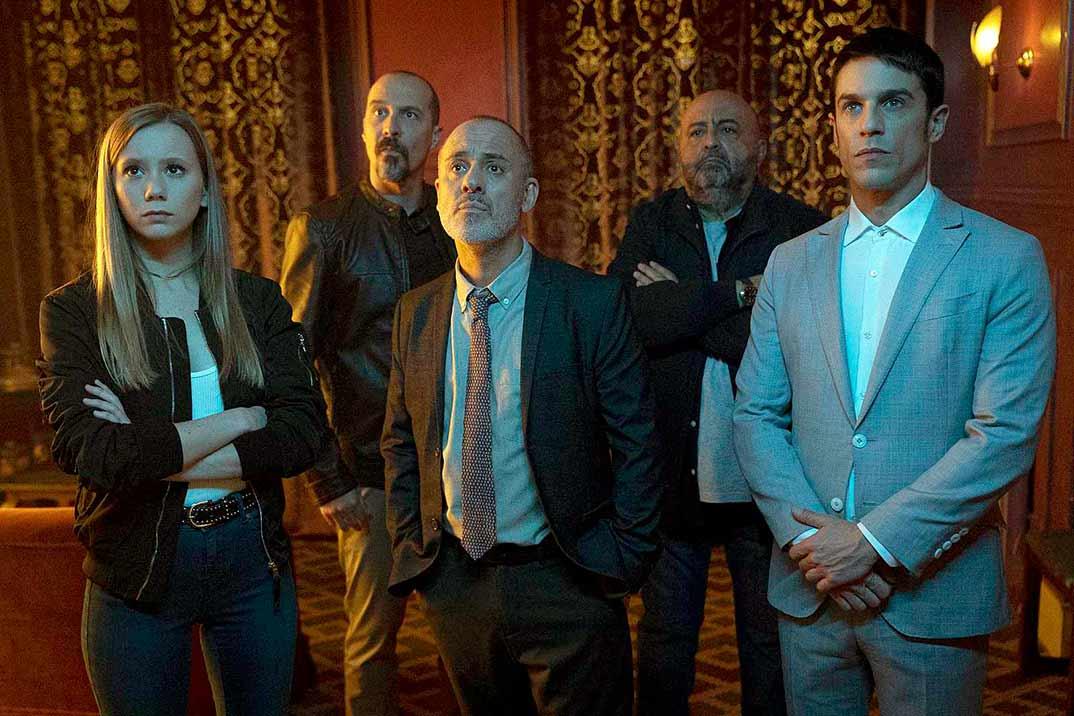 'Estoy vivo' – Estreno de la cuarta temporada