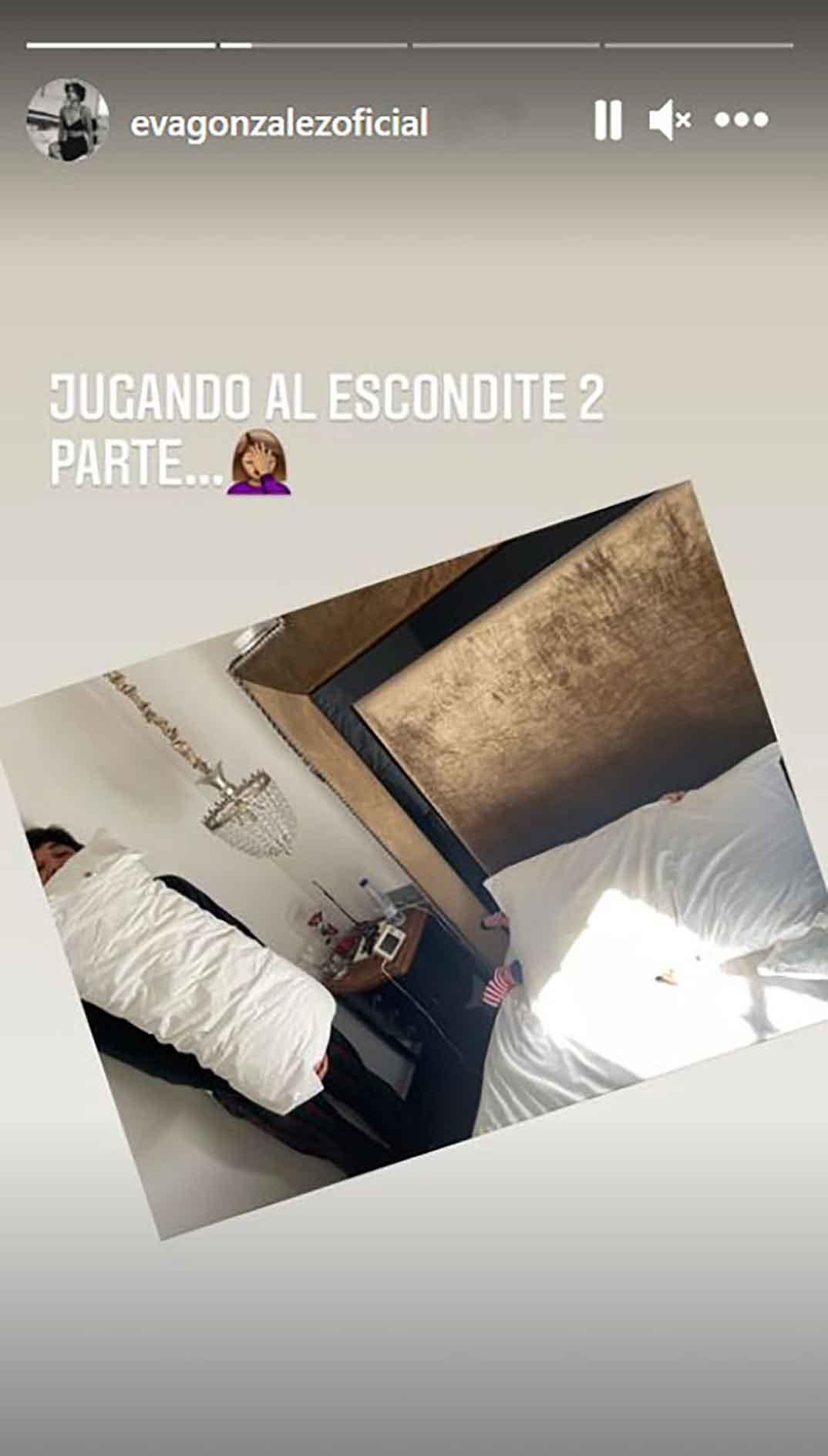 Eva Gonzalez © Stories/Instagram