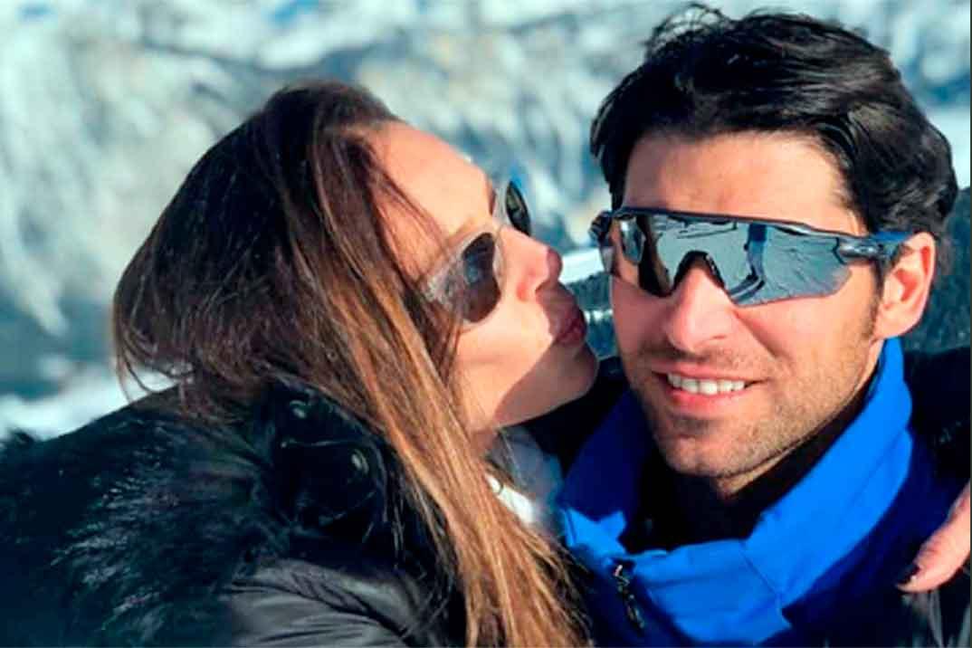Eva González y Cayetano Rivera como nunca antes habíamos visto