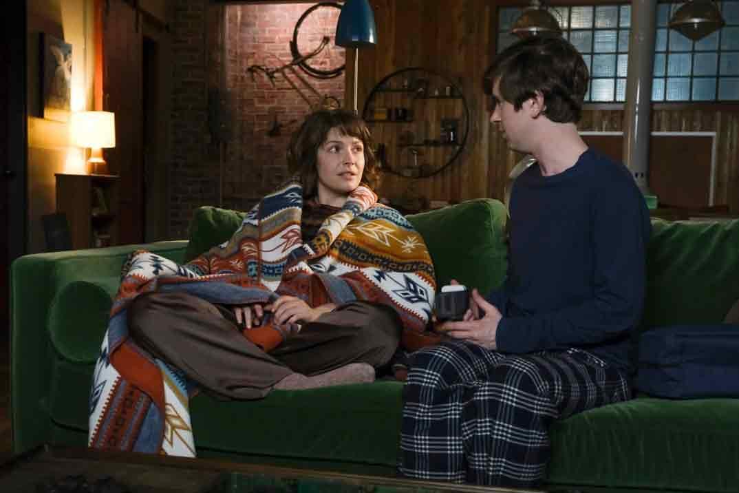 """The Good Doctor"" Temporada 4 – Capítulo 12: Teeny Blue Eyes"