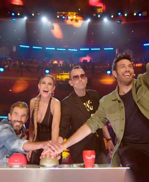 Pase de Oro unánime en 'Got Talent España'