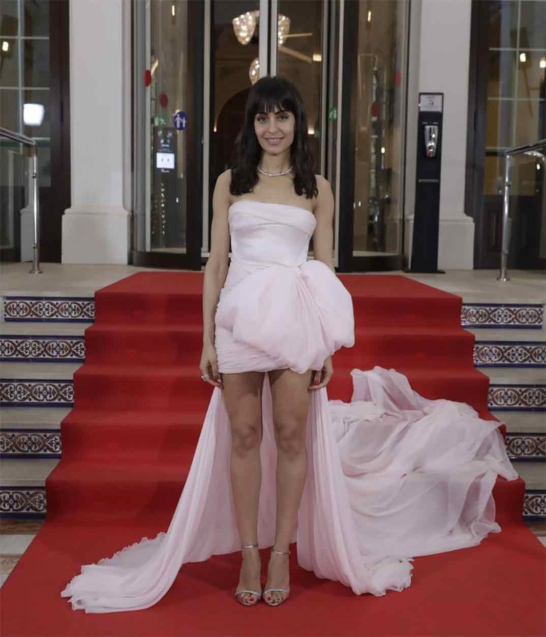 Hiba Abouk - Premios Goya 2021 @academiadecine
