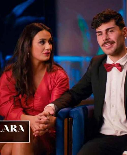 Hugo le pide matrimonio a Lara