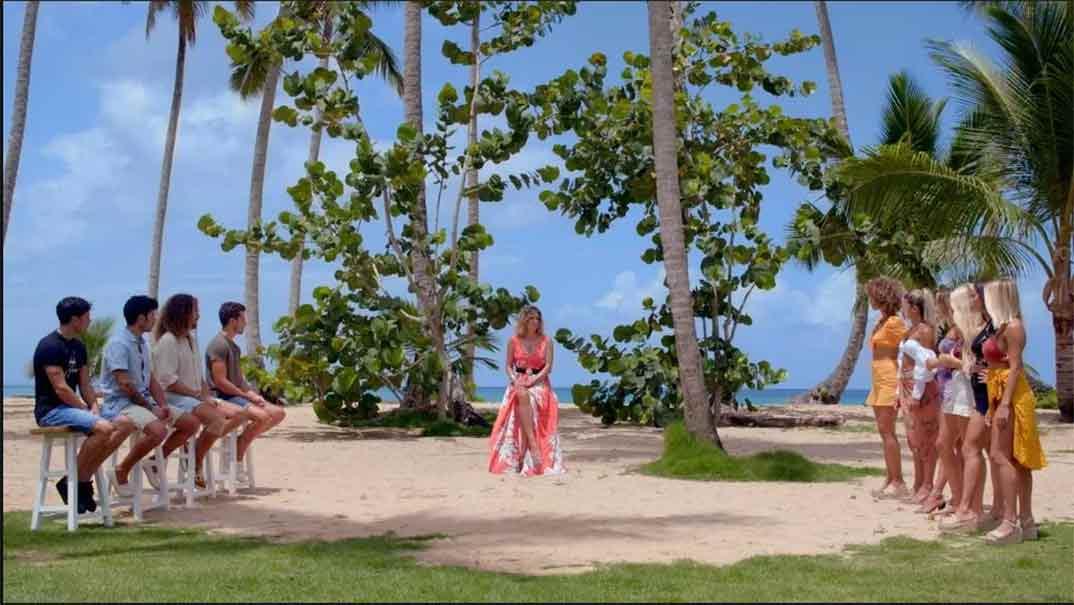 La isla de las tentaciones 3 © Telecinco