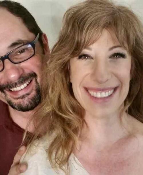 El reencuentro de  Nathalie Seseña con Jordi Sánchez tras superar el coronavirus