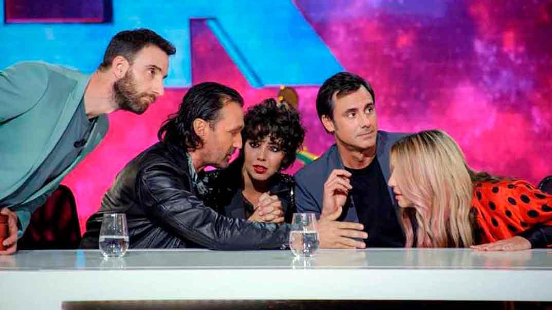 Dani Rovira - La noche D © RTVE