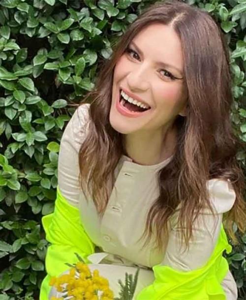 La alegría de Laura Pausini al conocer su nominación a los Oscar