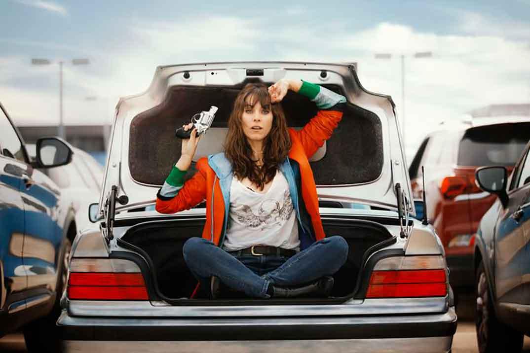 'Express', la nueva serie de Maggie Civantos
