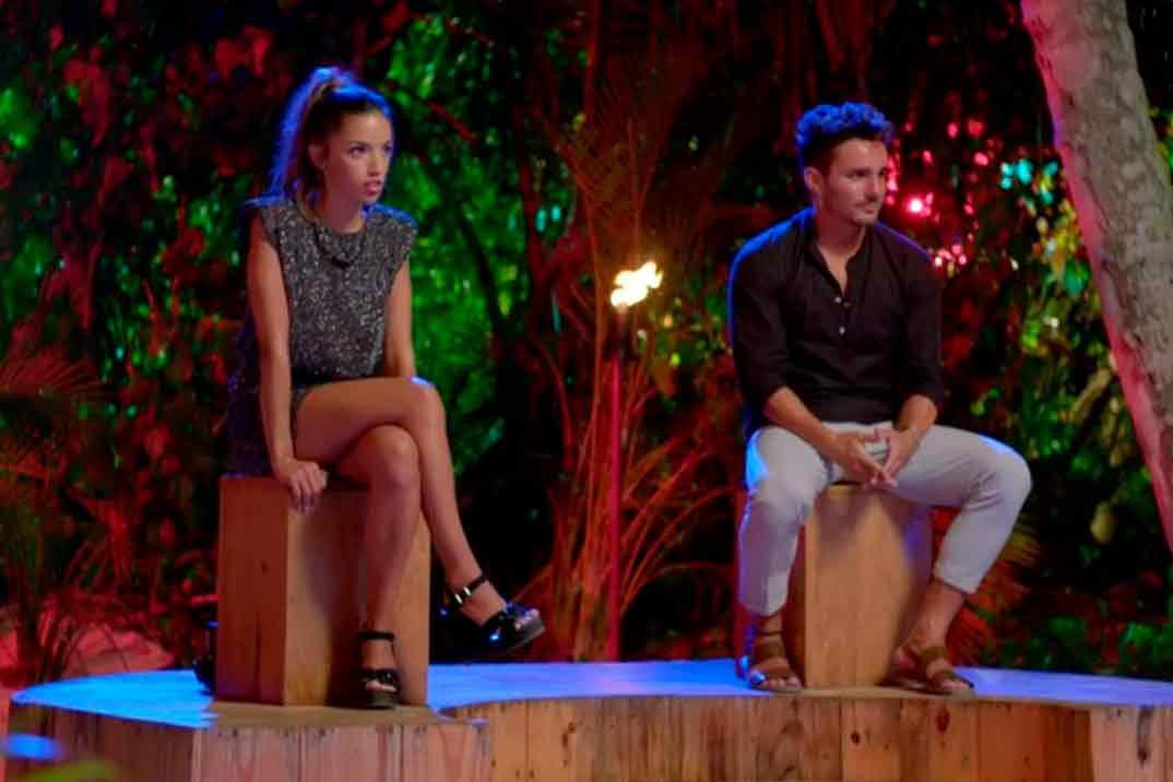 Lucía y Manuel - La isla de las tentaciones 3 © Telecinco