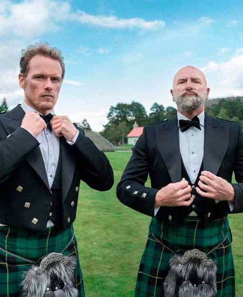 'Men in Kilts', con Sam Heughan y Graham McTavish de 'Outlander'- Estreno en Movistar+