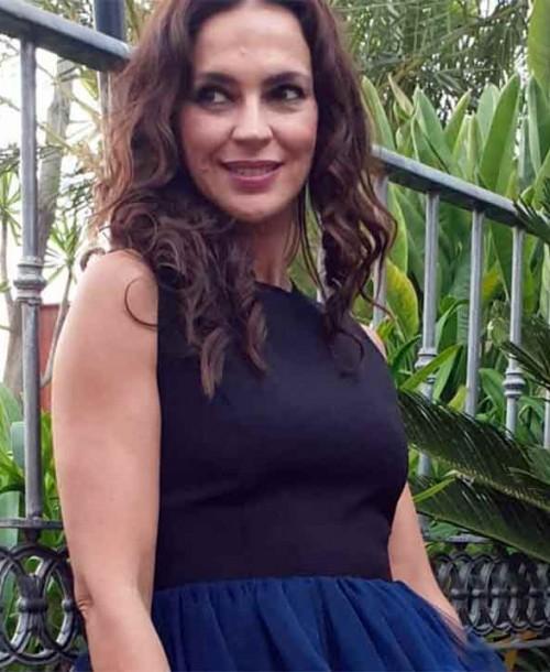 Olga Moreno en medio de la polémica protagonizada por Antonio David Flores y Rocío Carrasco