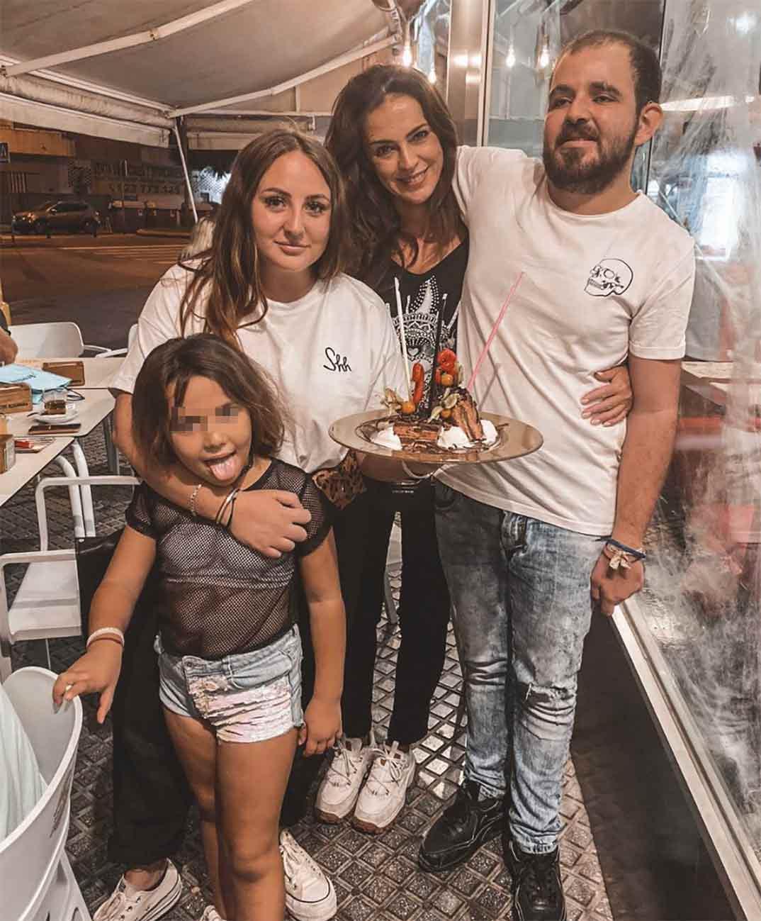 Olga Moreno y Rocío Flores © Instagram