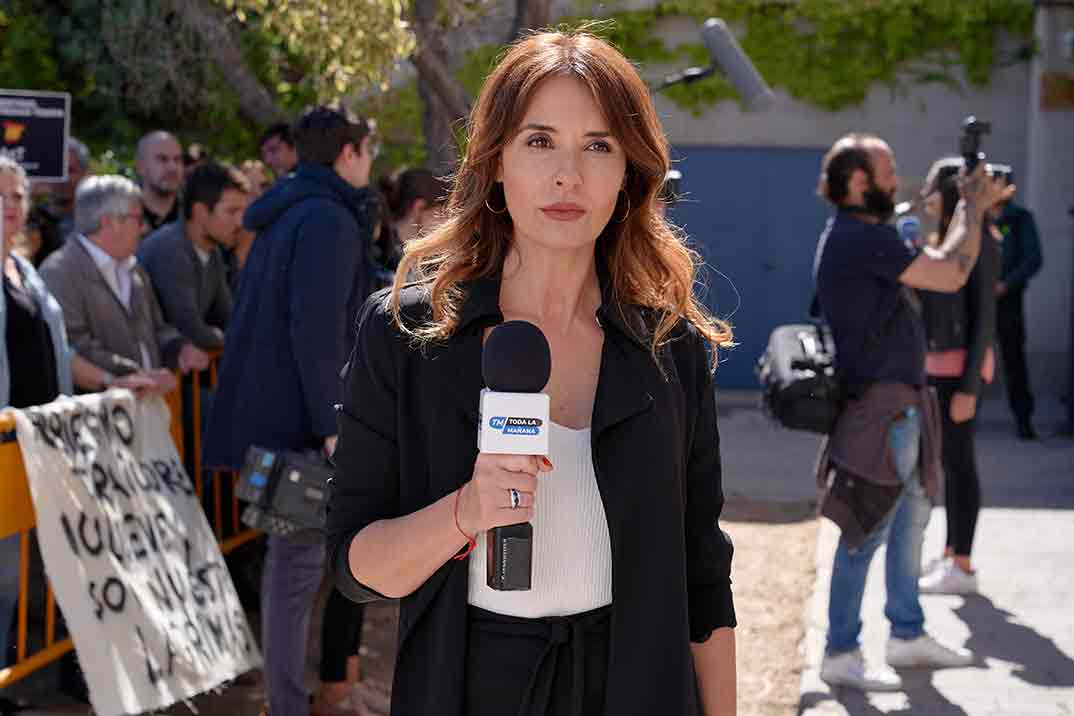 Patricia Vico - Parot © Amazon Prime Video