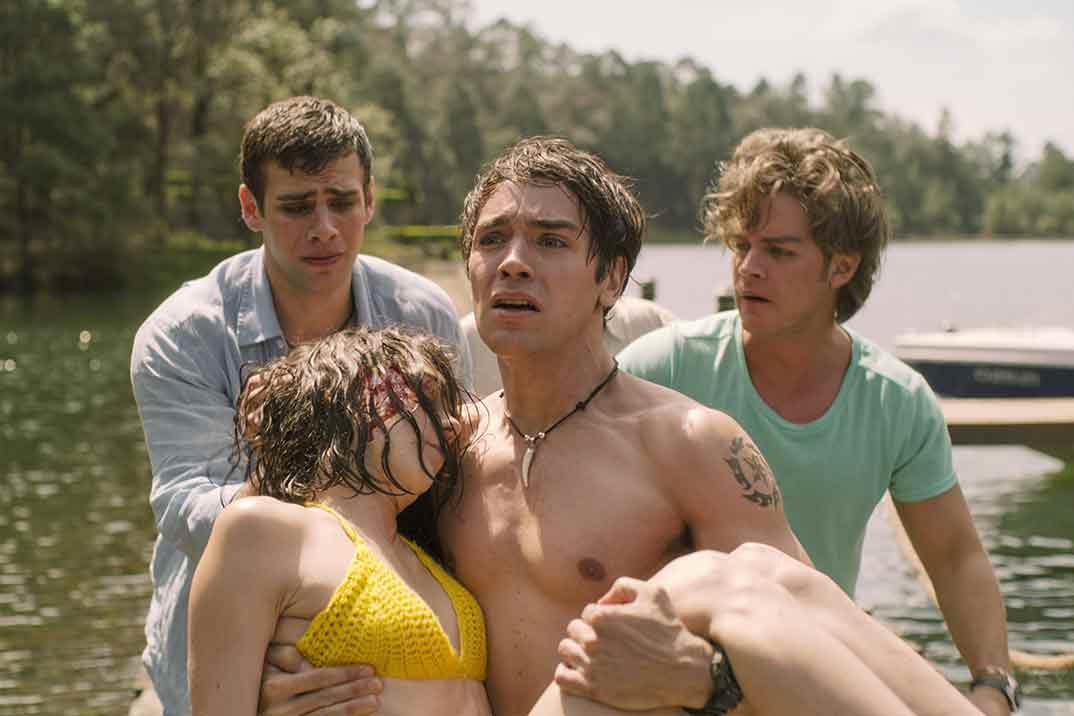 '¿Quién mató a Sara?', estreno en Netflix