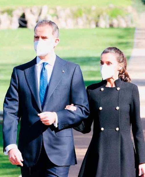 Los reyes presiden el homenaje a las víctimas del terrorismo diecisiete años después del 11-M