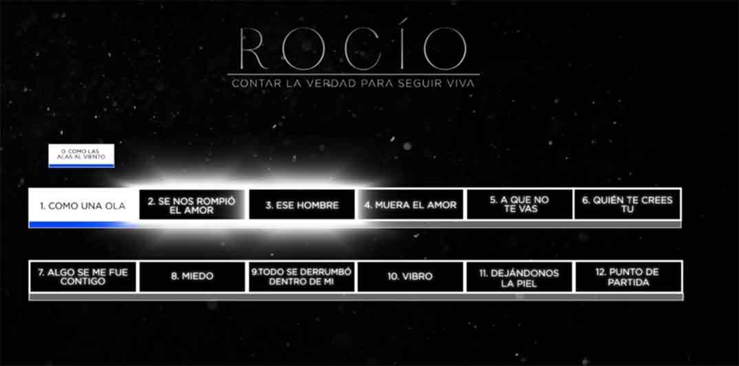 'Rocío. Contar la verdad para seguir viva' - Capítulos © Mediaset