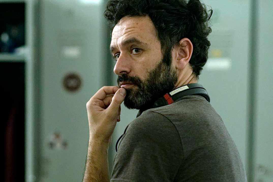 Rodrigo Sorogoyen, director de 'Antidisturbios', prepara nueva serie