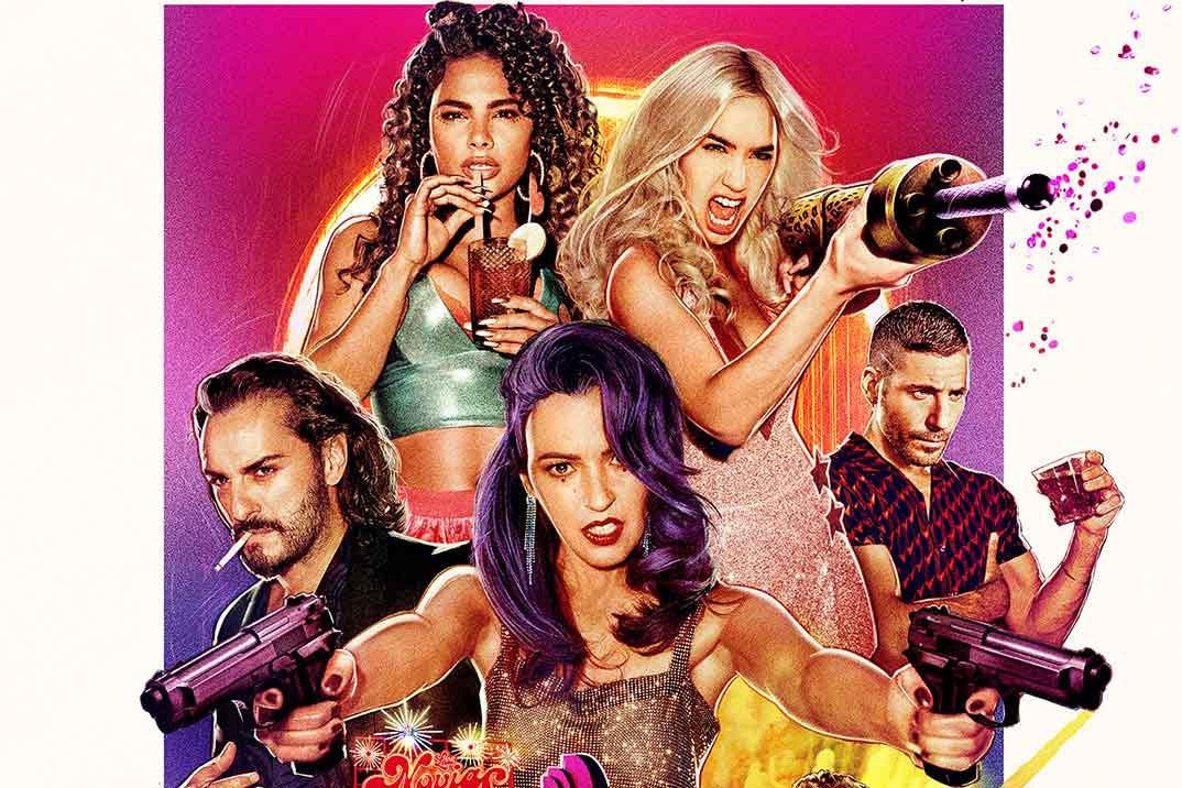 'Sky Rojo' – Segunda Temporada – Estreno en Netflix