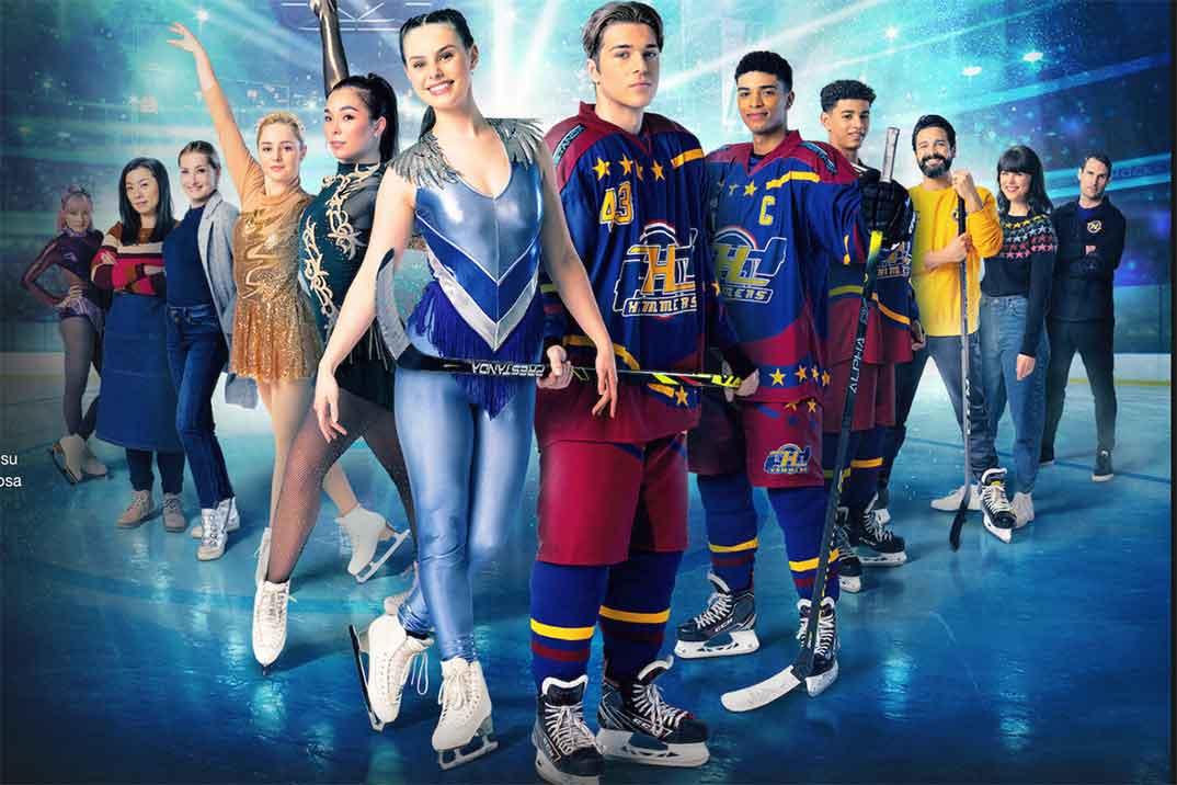 'Sueños sobre hielo', estreno en Netflix