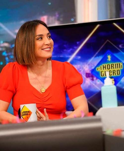Tamara Falcó estrena su título de Marquesa de Griñón en 'El Hormiguero'