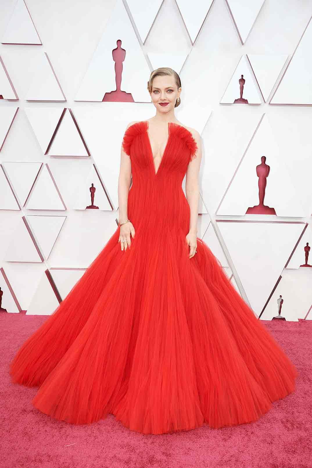 Amanda Seyfried - - Premios Oscar 2021 © Matt Petit / AMPAS