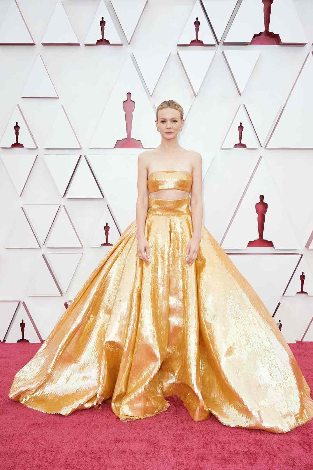 Carey Mulligan - Premios Oscar 2021 © Matt Petit / AMPAS