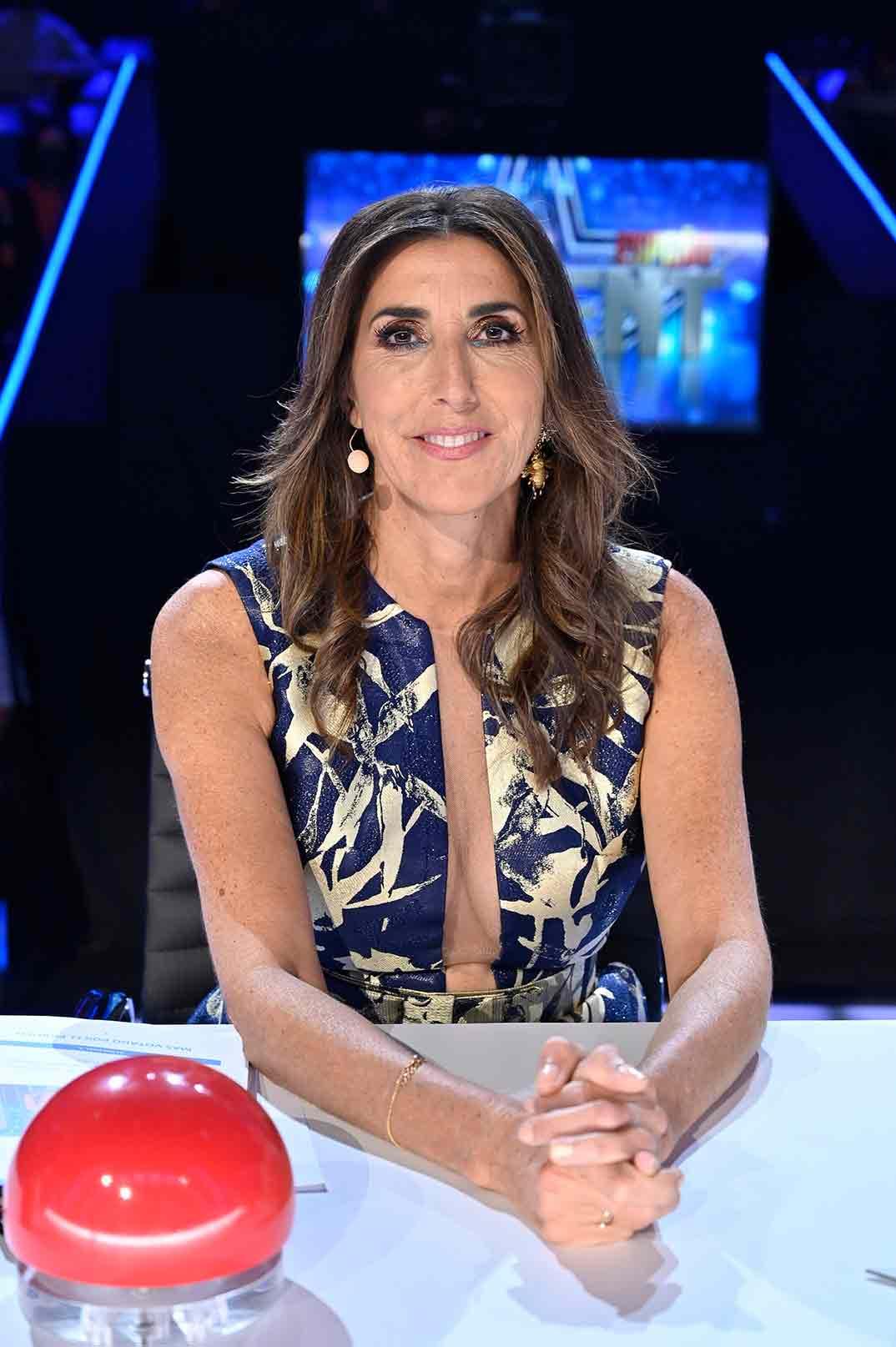 Paz Padilla - Got Talent España 6 - Gran Final © Telecinco