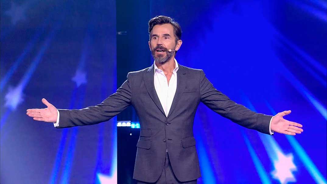 Santi Millán - Got Talent España - Tercera Semifinal © Telecinco