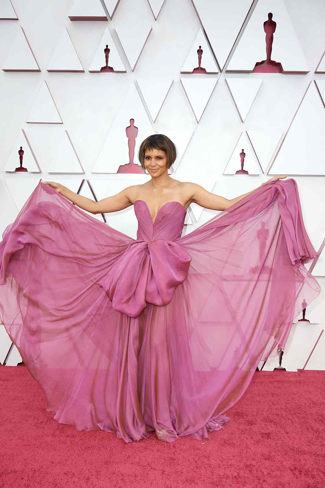 Halle Berry - Premios Oscar 2021 © Matt Petit / AMPAS