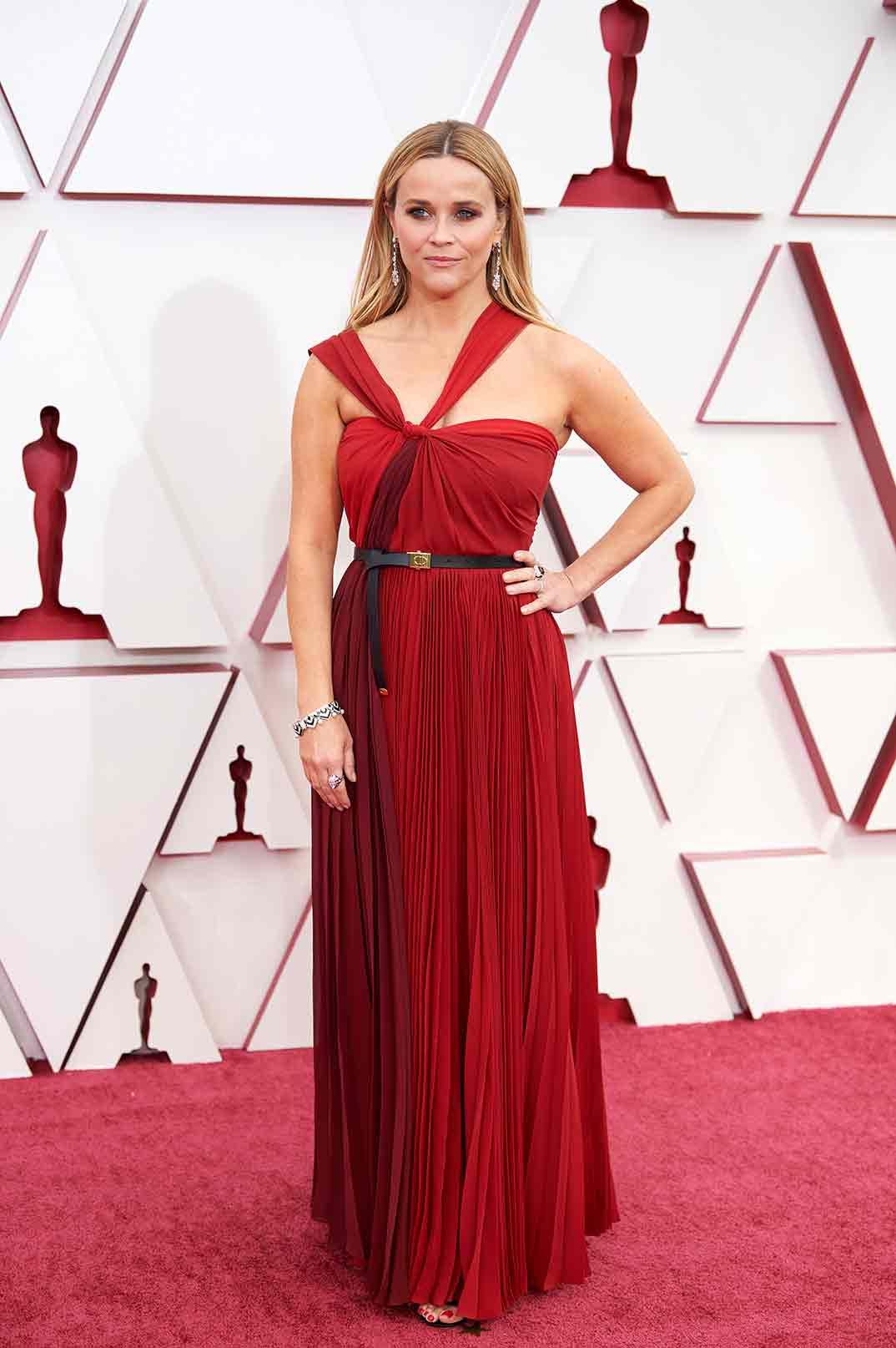 Reese Witherspoon - Premios Oscar 2021 © Matt Petit / AMPAS
