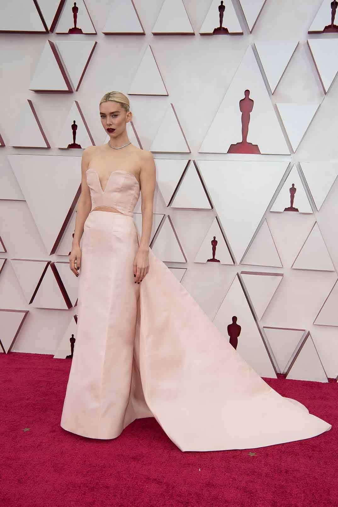 Vanessa Kirby - Premios Oscar 2021 © Matt Petit / AMPAS