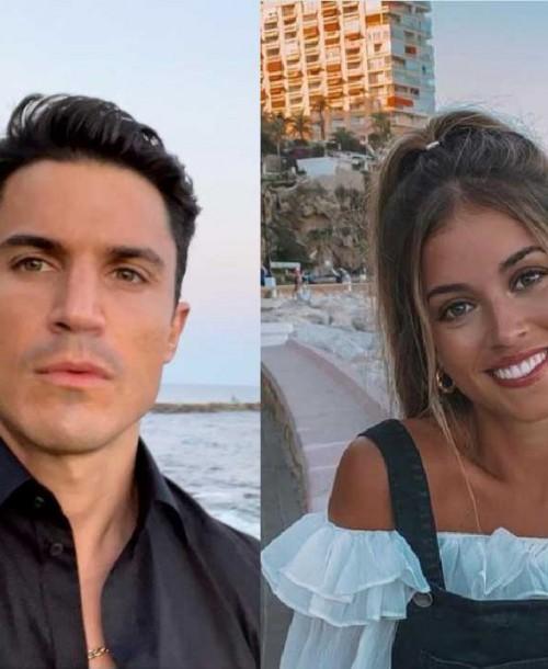 Álex González pillado con su nueva novia, la influencer Rocío Camacho