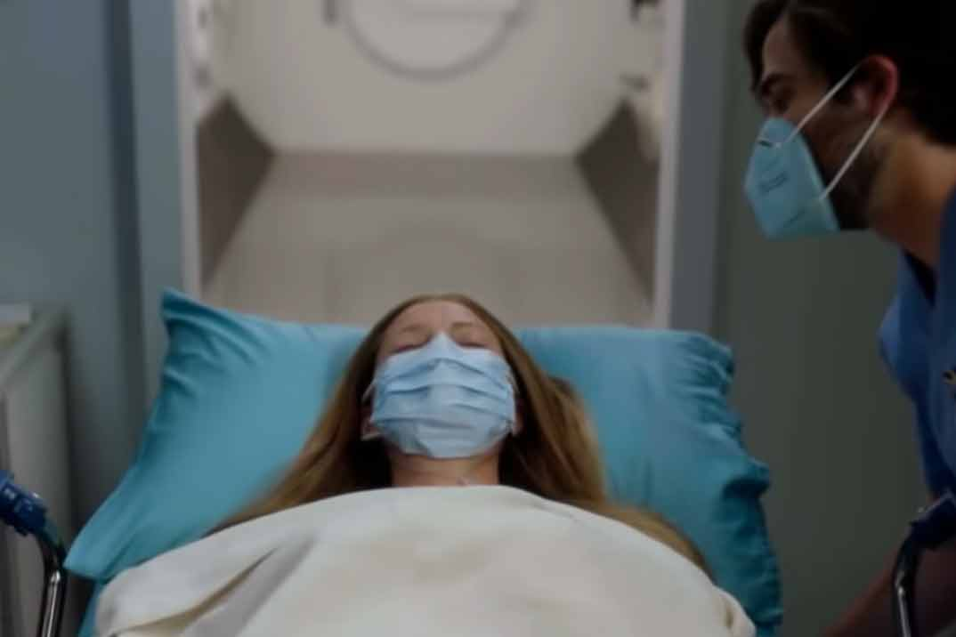 "Anatomía de Grey"" – Temporada 17 Capítulo 12: Sign O"
