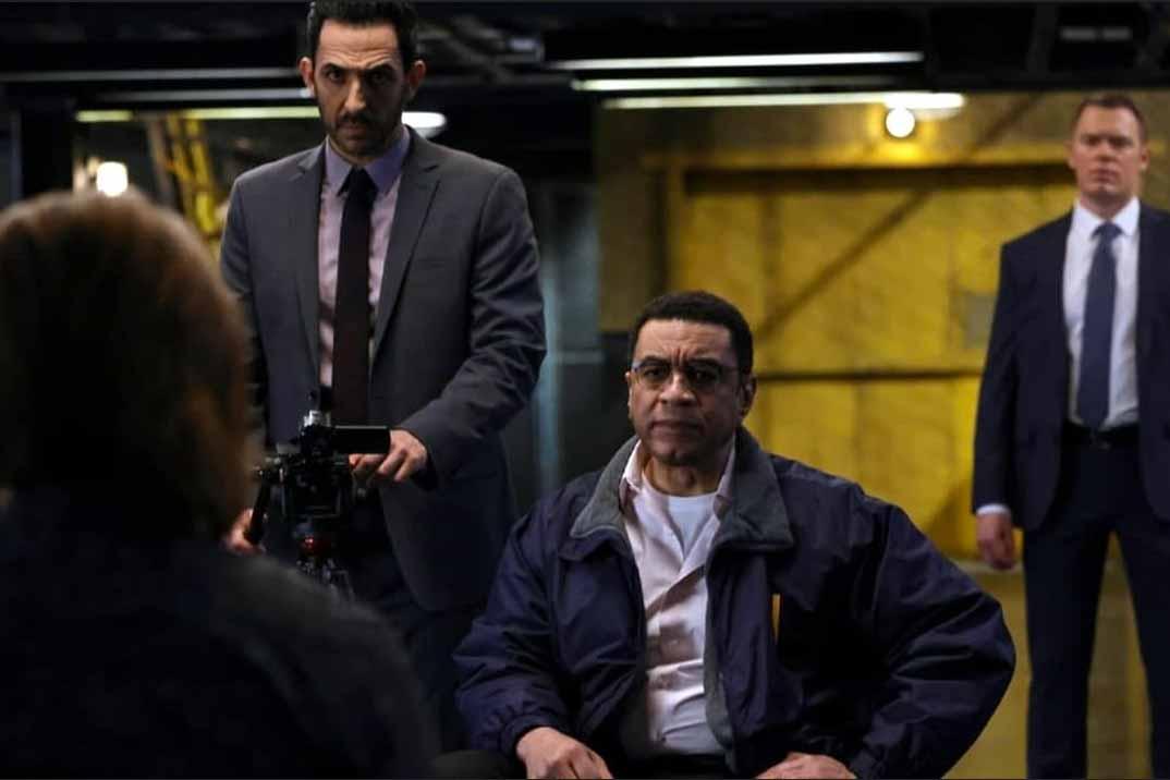 """The Blacklist"" – Temporada 8 Capítulo 12: Rakitin"