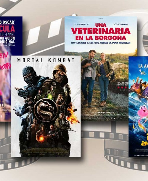 Estrenos de Cine de la Semana… 16 de Abril 2021