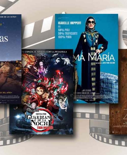Estrenos de Cine de la Semana… 23 de Abril 2021