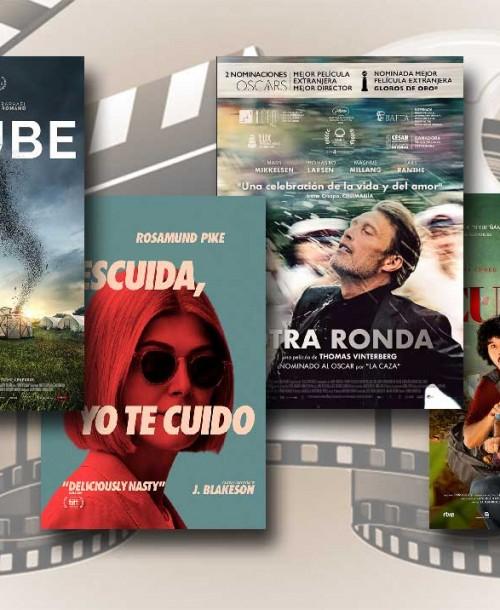 Estrenos de Cine de la Semana… 9 de Abril 2021