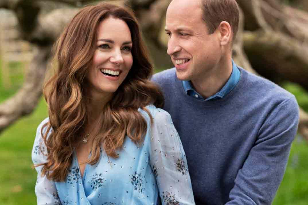 Los duques de Cambridge celebran su décimo aniversario de boda