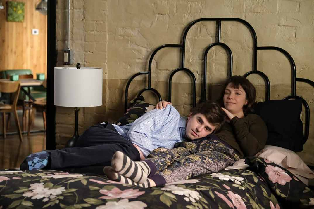 """The Good Doctor"" Temporada 4 – Capítulo 13: Spilled Milk"