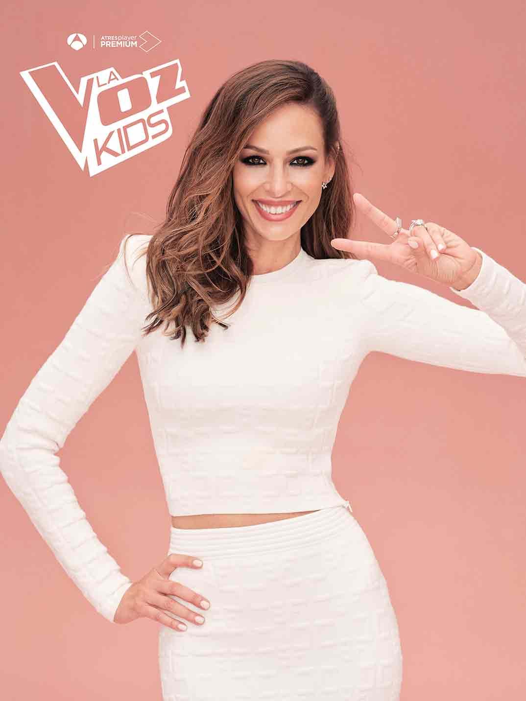 Eva González - La Voz Kids © Antena 3
