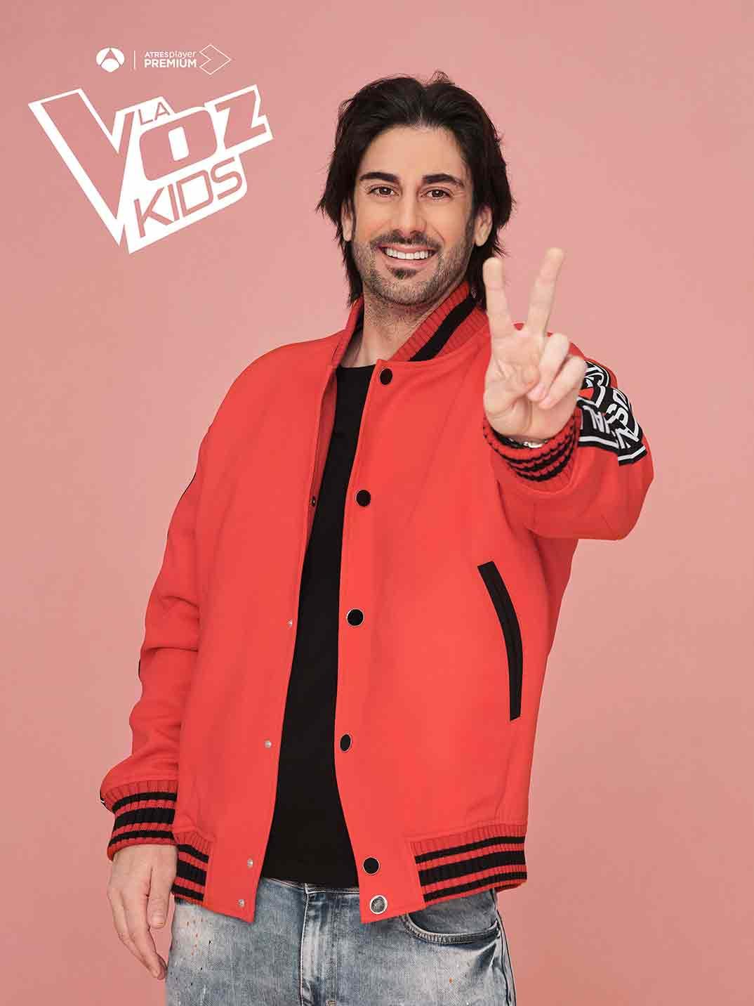 Melendi - La Voz Kids © Antena 3