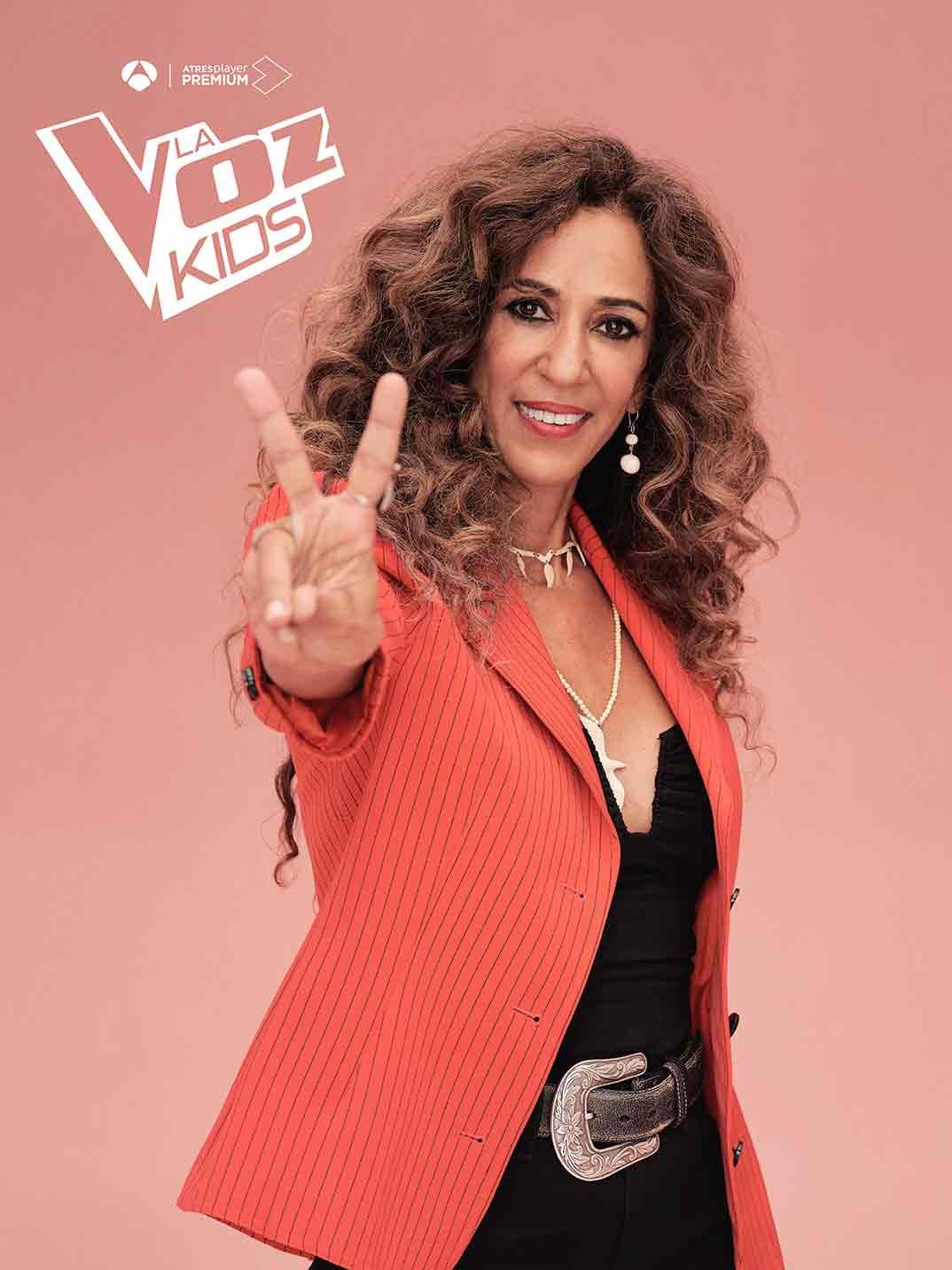 Rosario - La Voz Kids © Antena 3